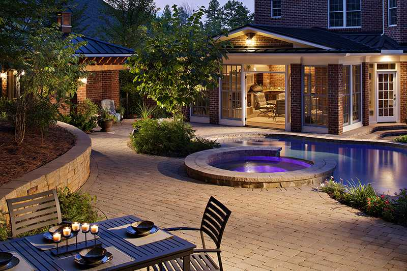 Concrete Pavers Handcrafted Stone Hardscapes