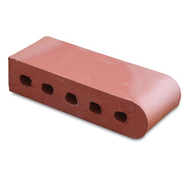 Red Flashed Clay Coping