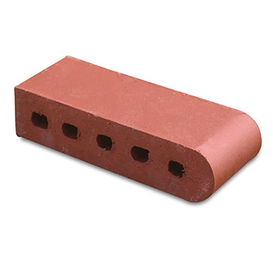 Sunset Red Clay Coping