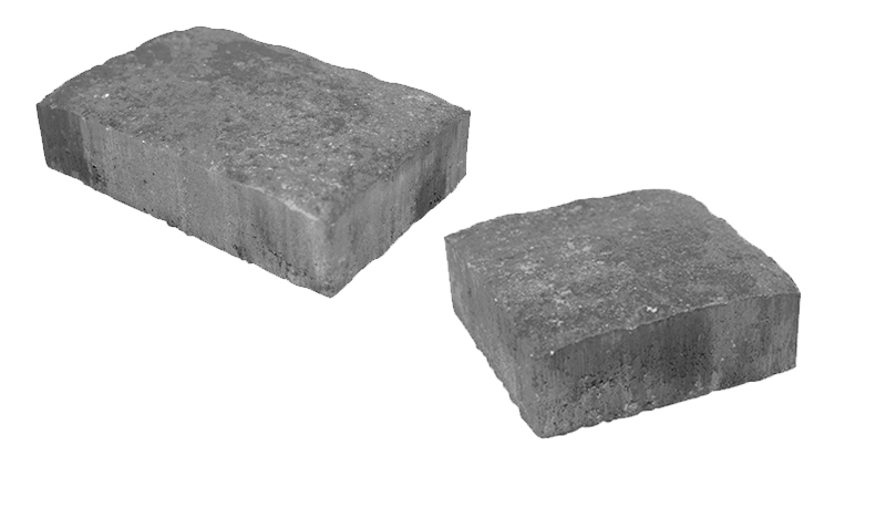 Concrete Pavers Appian 2pc Combo