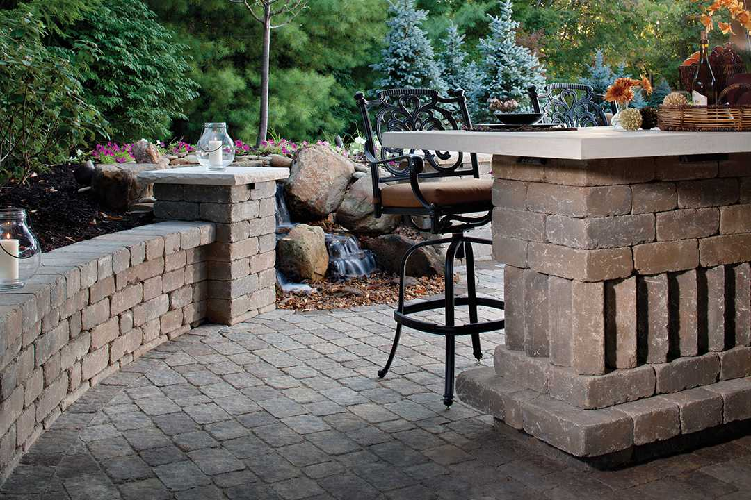 Retaining Walls Handcrafted Stone Hardscapes