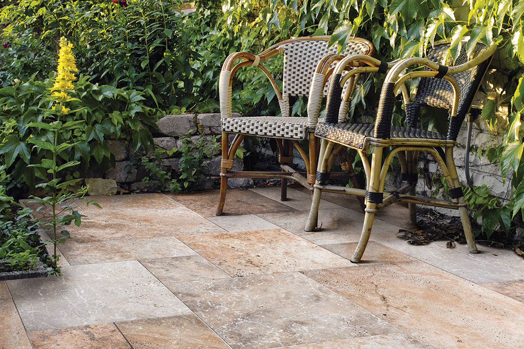 Scabos Natural Stone Hardscapes