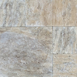 Philadelphia Travertine Natural Stone Hardscapes