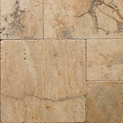 Scabos Travertine Natural Stone Hardscapes