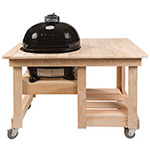Countertop Cypress Grill Table
