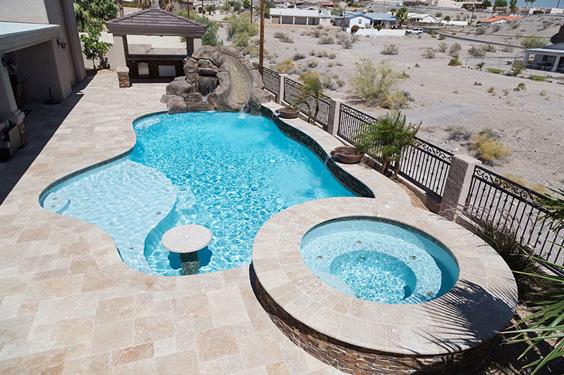 Blue Pool Finishes ColorScapes