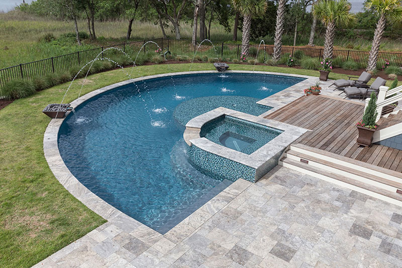 Silver Reef PolishedScapes Pool Finishes