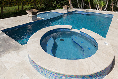 Cascade Pool Finishes PolishedScapes