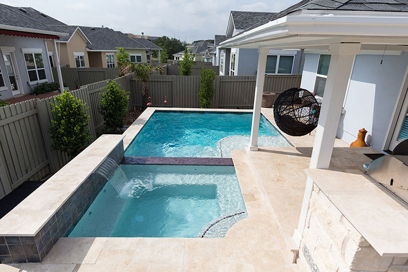 Aqua Cool StoneScapes Puerto Rico Blend Pool Finishes