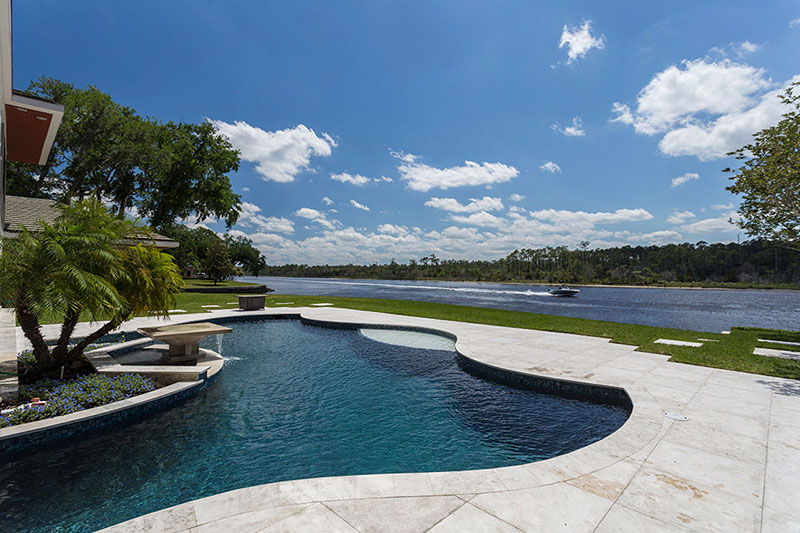 Midnight Blue Puerto Rico Blend StoneScapes Pool Finishes