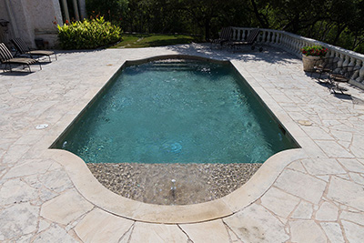 Sand Puerto Rico Blend StoneScapes Pool Finishes