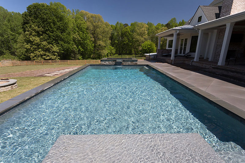 French Gray Puerto Rico Blend StoneScapes Pool Finishes
