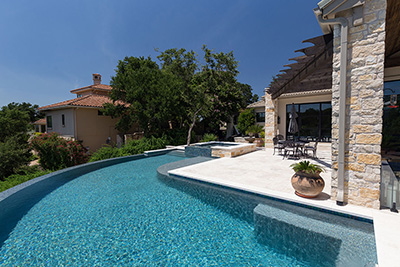 Caribbean Blue Puerto Rico Blend StoneScapes Pool Finishes