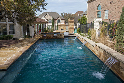 Tropics Blue Puerto Rico Blend StoneScapes Pool Finishes