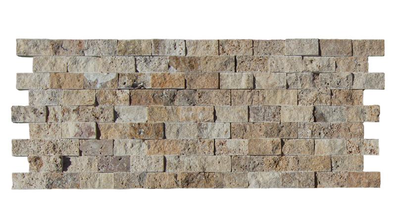 Travertine Splitface, Stone Veneer & Tile | NPTpool com